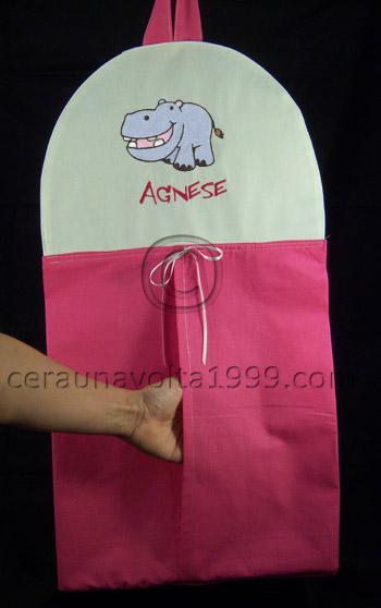 Porta pannolini con nome c1v001 idee regalo originali - Porta pannolini ...
