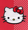 Toppa ricamata HELLO KITTY (T2)